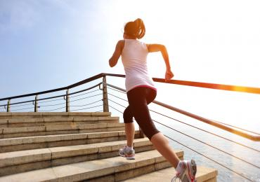 healthy-lifestyle-woman-legs-running-on-stone-stai-39906607 ankylosing-spondylitis Ankylosing spondylitis
